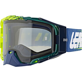 Leatt Velocity 6.5 Anti Fog Goggles lime/ light blue